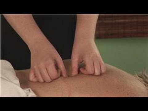 specialty massage tips : deep friction massage in
