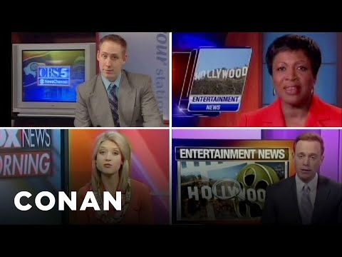 Local Newscasters Agree...on Every Single Word