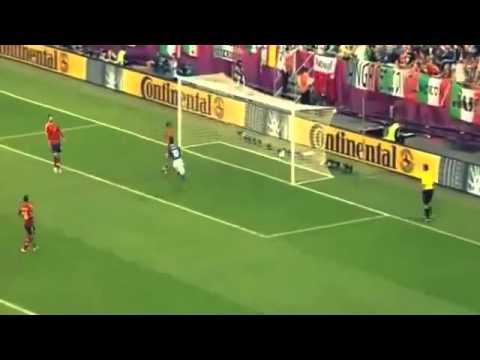 spain vs italy euro 2012