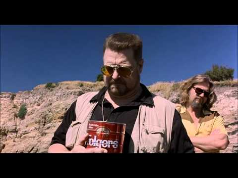 The Big Lebowski - Ashes Scene