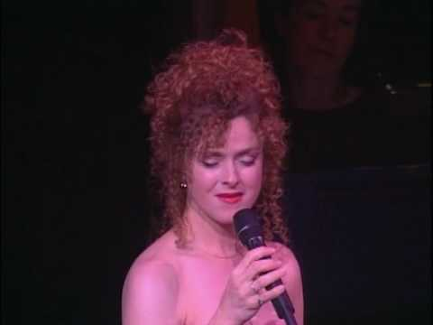 Ill Be Seeing You by Bernadette Peters