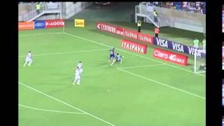 Confira os melhores momentos da partida entre ABC e Cruzeiro, na Arena das Dunas, em Natal.