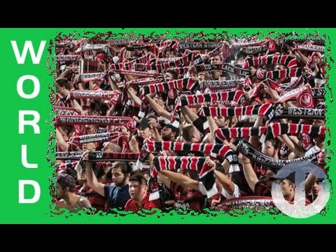 Western Sydney Wanderers on Trans World Sport