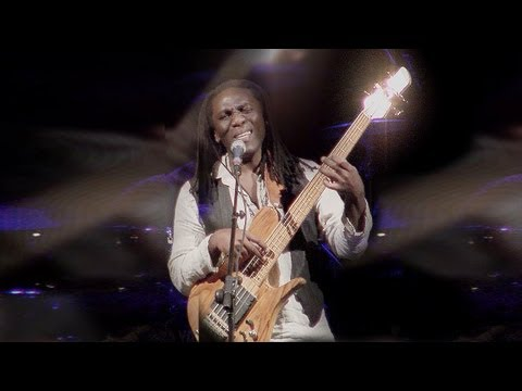 Richard Bona, The Ten Shades of Blues concert, HD