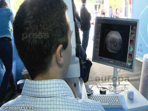 Campaña  'Diabetes y salud ocular':Jornada de prevención e i