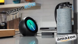 5 NEW Amazon Alexa/Echo Gadgets out NOW or Coming Soon! Spot, Buttons, Connect, Plus!
