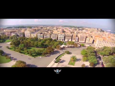 project corfu video Corfu Rc Media a few aerial moments