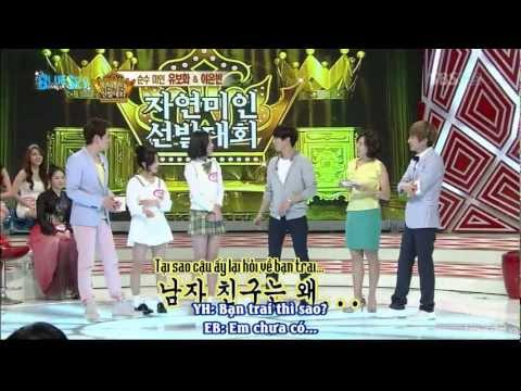 [BlueSky][Vietsub] 120414 SK YongHwa - JungShin short ver Cut