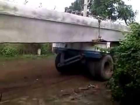 video xe phá nhà