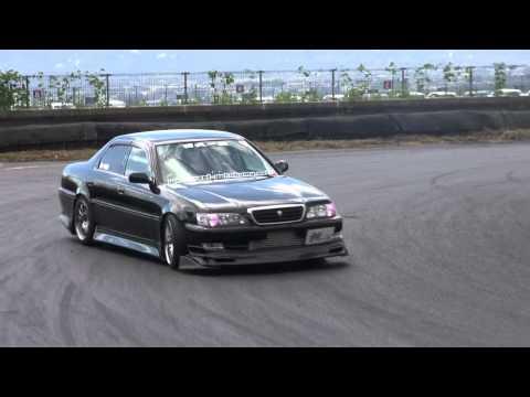 Встреча в Японии 1JZ-GTE дрифтеров 2011 года