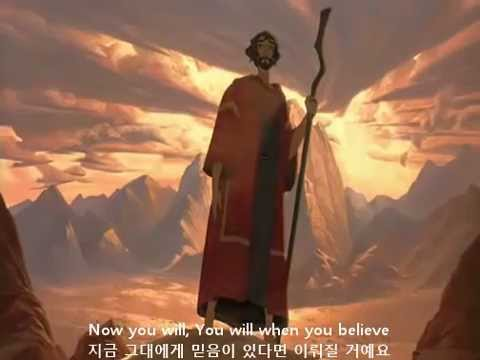 Prince of Egypt(When you believe) - Mariah Carey, Whitney Houston