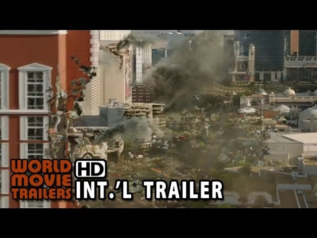 Godzilla Official International Trailer #3 (2014) HD