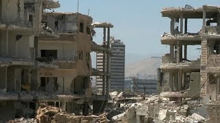 A look at the aftermath of Syria airstrike