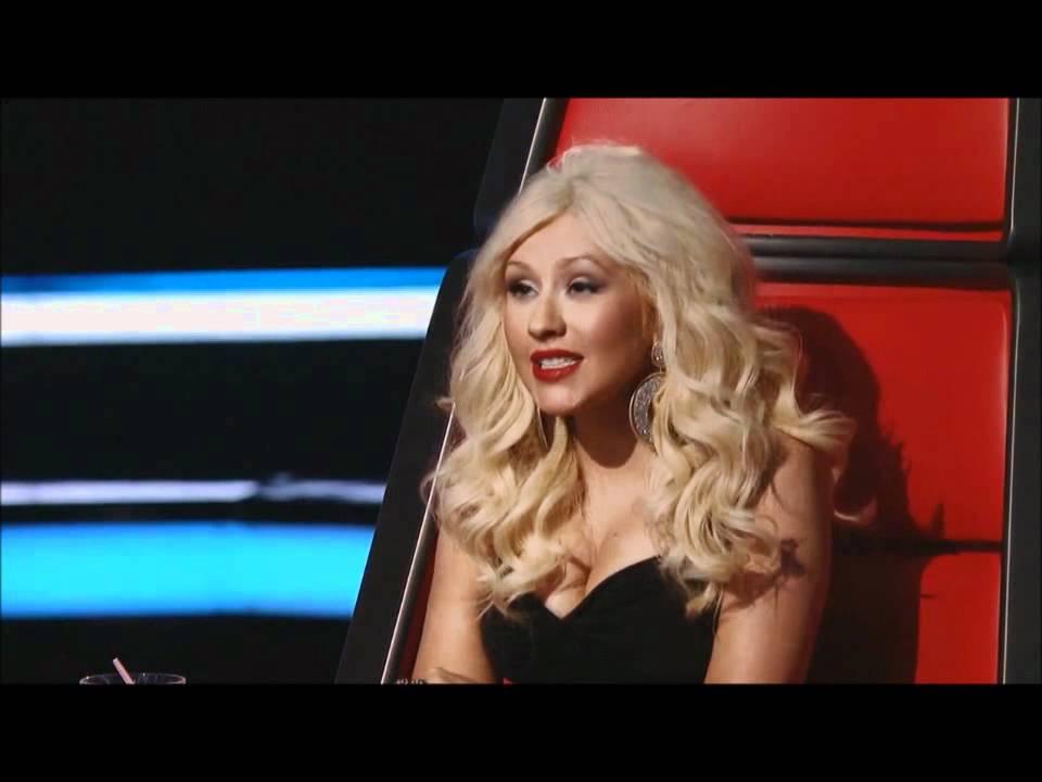 The Voice - Christina ... Christina Aguilera Youtube