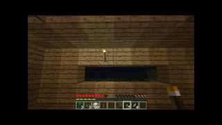 Minecraft Slender-man Hunt #001- NOT A MOD