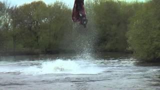 14 kali flip jet ski
