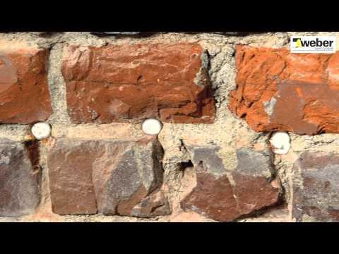 Weber - remont muru, proste i bezpieczne (wersja skrócona)