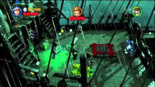 Lego Pirates Of The Caribbean,At Worlds End Stage 5 The