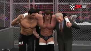 NEXT-GEN Walkthrough: WWE 2K15 2K Showcase Part 14 — Triple H vs. Shawn Michaels