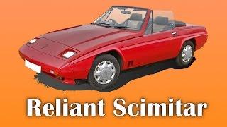 Reliant Scimitar SS1