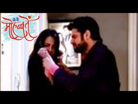 Yeh Hai Mohabbatein 30th January 2015 FULL EPISODE | Raman THROWS Shagun out of the house