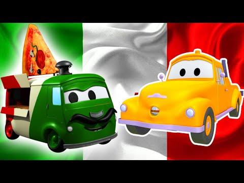 Mesto áut - Karlito s Pizzou