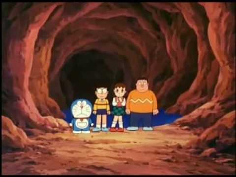 Doraemon 1987 - Cuộc Phiêu Lưu Vào Lòng Đất ( Full ), Doremon :D