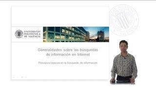 Como buscar información en internet. Parte 1