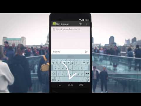 SwiftKey Keyboard - bring your words to life