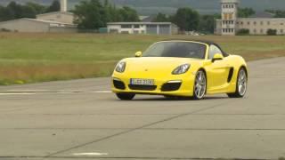Einzeltest Porsche Boxster S videos
