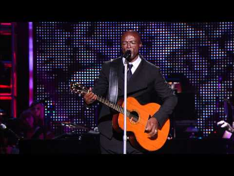 Seal - Secret Live at Mandalay Bay - featuring David Foster [Live]