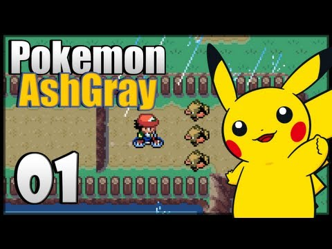 Pokémon Ash Gray - Episode 1