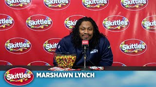 Marshawn Lynch Exclusive Interview