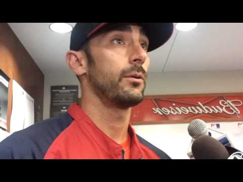 Matt Carpenter on 2014 All-Star Selection