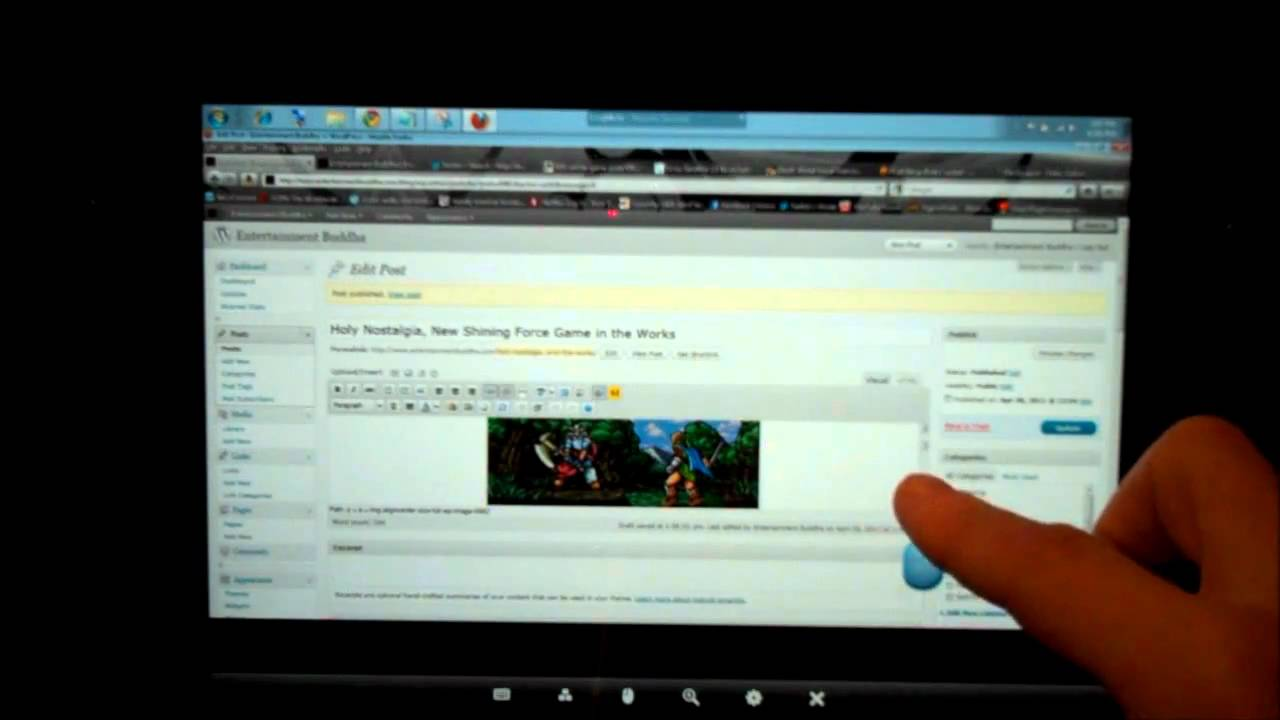 how to connect ipad to laptop windows 7