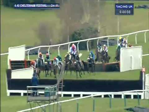 Vidéo de la course PMU THE DAVID NICHOLSON MARES'HURDLE RACE