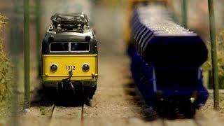 Spur N Modellbahn der Delftse Modelbouwvereniging