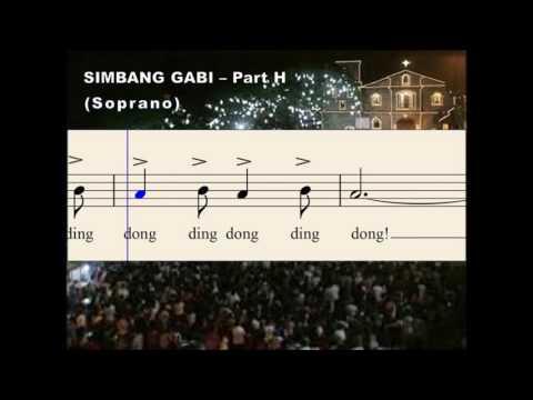 Q31a Simbang Gabi - Part H (Soprano)