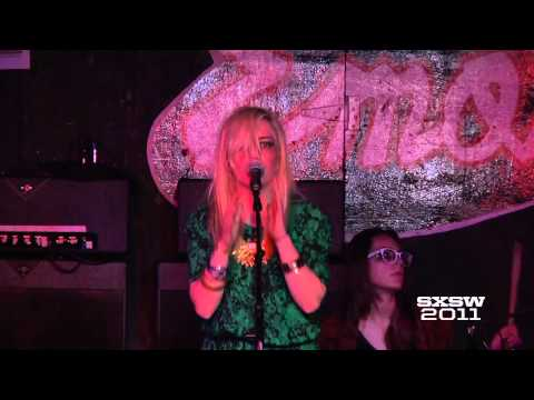 Austra - &quot;Beat and the Pulse&quot;: SXSW 2011 Music