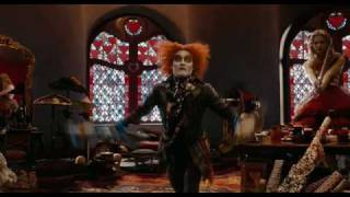 ALICE IN WONDERLAND Il Trailer Italiano