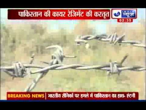 India vs Pakistan army: Pakistan attack was pre planned in LoC