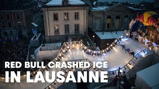 Red Bull Crashed Ice Lausanne 2013 Event Recap