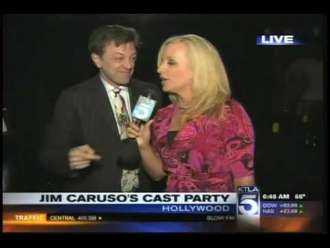 KTLA Morning Show features Cast Party at the Magic Castle in LA