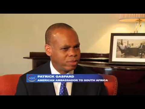 Africa 360 | Africa -- USA relationship (H.E. Patrick Gaspard)