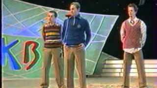 КВН Лучшее: КВН Высшая лига (2002) 1/8 - Сборная Питера - Приветствие