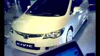 Modified Honda Civic - Auto Expo 2008 videos