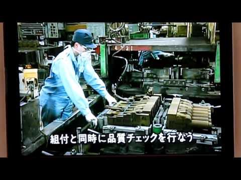 Официальное видео с японского завода. Как отливают блоки ГБЦ 1JZ-GTE/2JZ-GTE