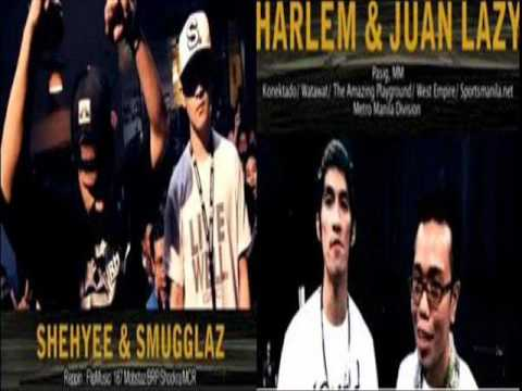 Flip Top - Shehyee Smugglaz vs Juan lazy Harlem Grand Final