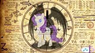 Gravity Falls MISTERIOS & TEORIAS PARTE 2 (three Letters