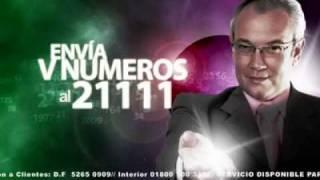 NUMEROS DE LOTERIA DE MARIO VANNUCCI POR SMS